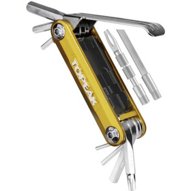 Topeak Tubi-Tool Mini Multitool, gold
